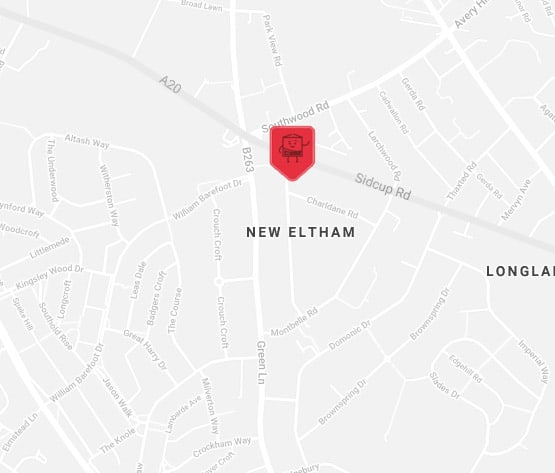 eltham location