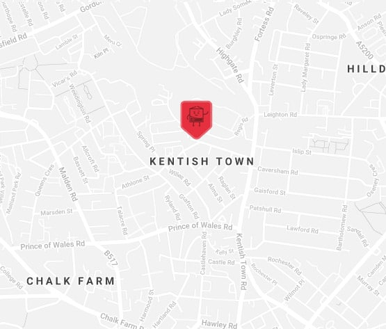 kentish location